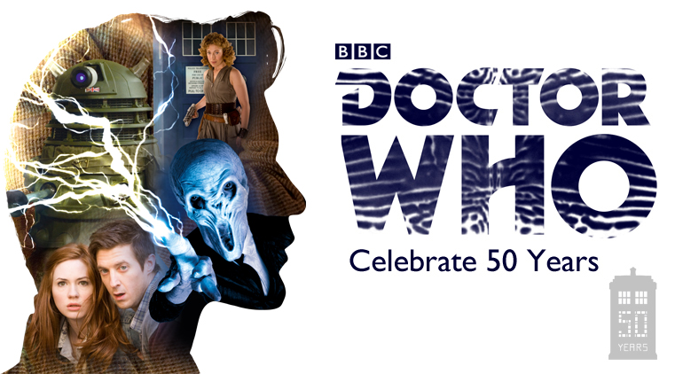 Doctor Who Celebrate 50 Years