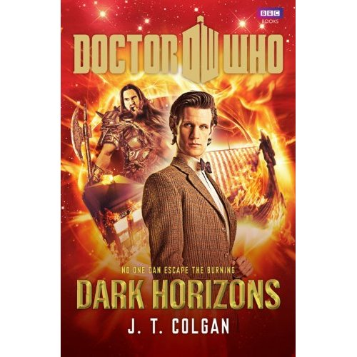 [J.T. Colgan signs Doctor Who: Dark Horizons]