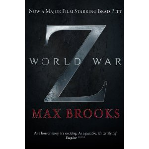 [Max Brooks signing World War Z]