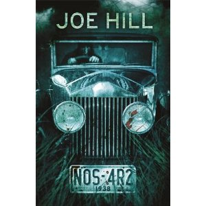 [Joe Hill signing NOS4R2]