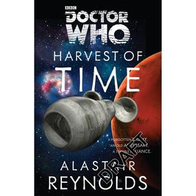 [Alastair Reynolds signing in London]