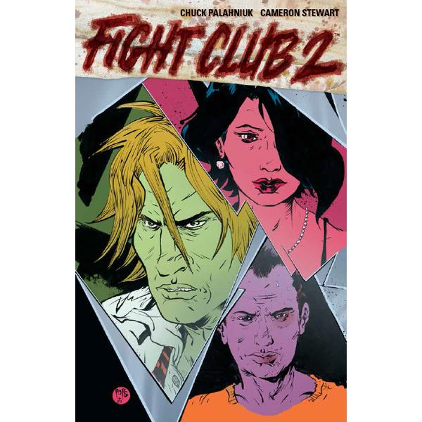 Fight Club Cameron Stewart in London ForbiddenPlanet UK and