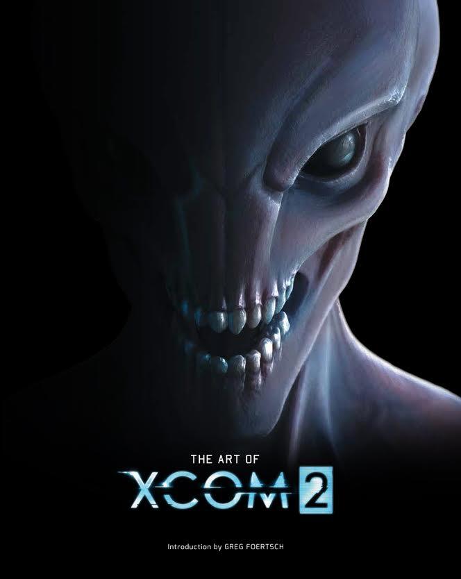 The Art Of Xcom 2 Hardcover