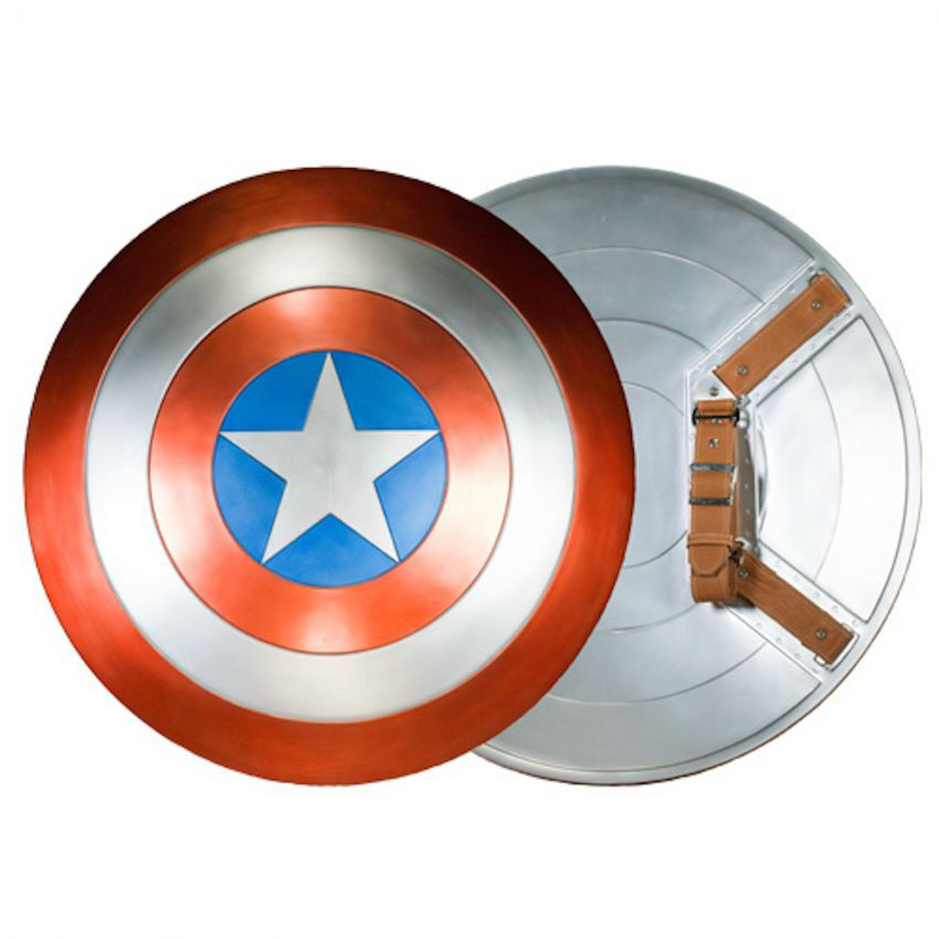 Image result for limited edition movie-prop replicas from the film Captain America: The First Avenger