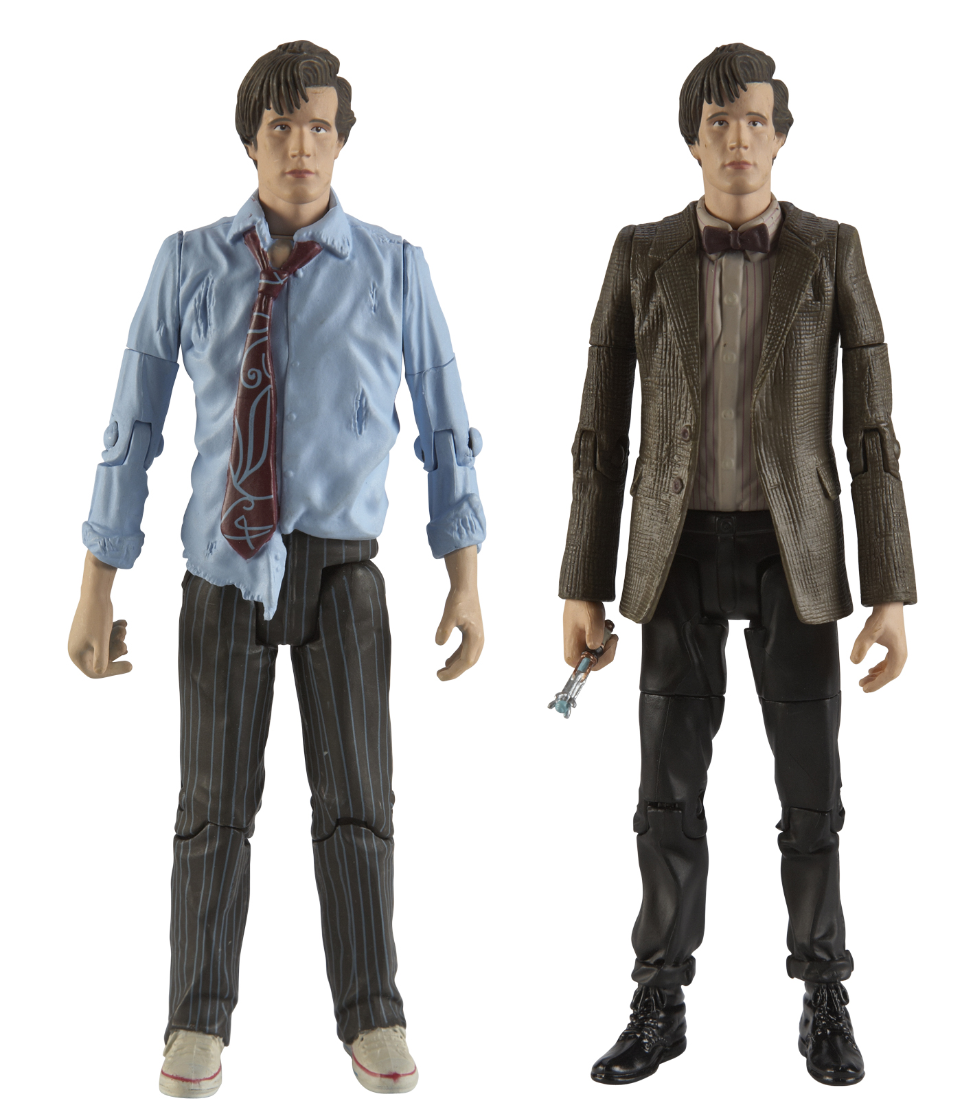 The Raggedy Doctor and the 11th Doctor