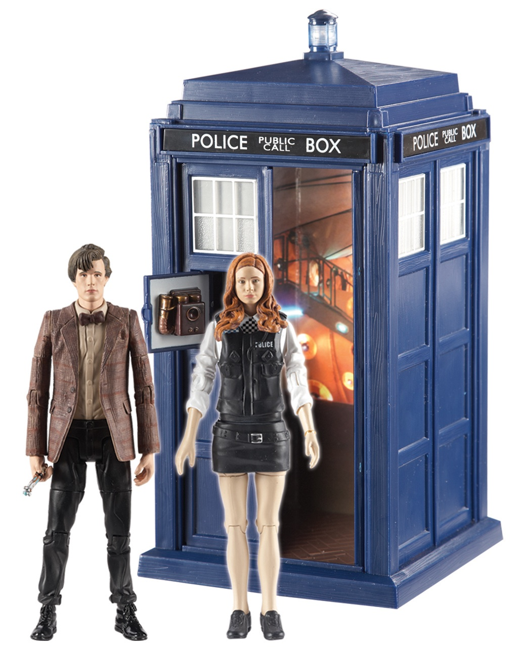 11th Doctor Christmas Adventure Set 2010
