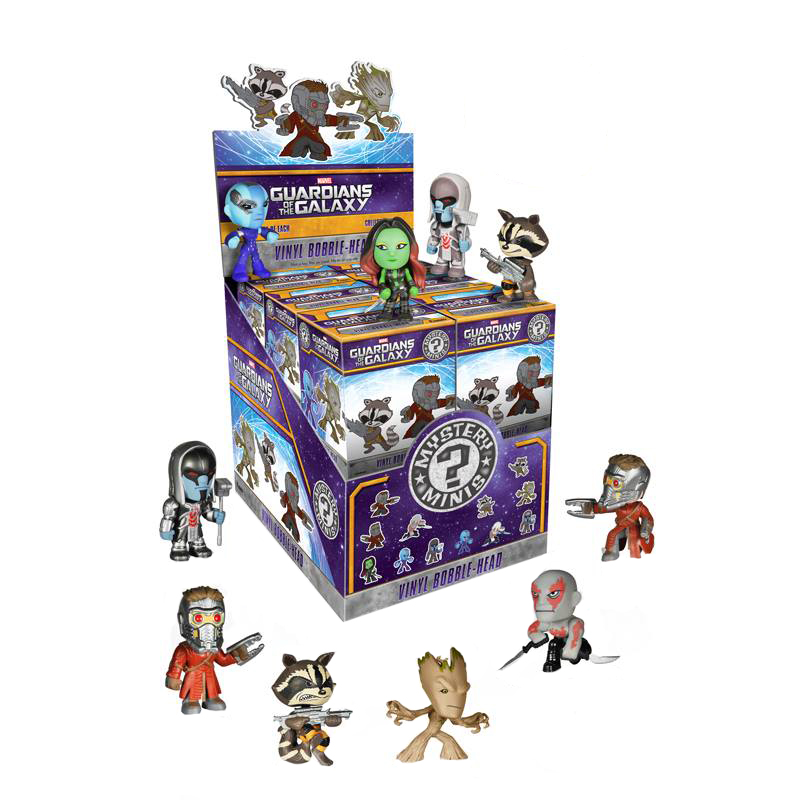 Guardians Of The Galaxy Mystery Mini Figures  ForbiddenPlanet