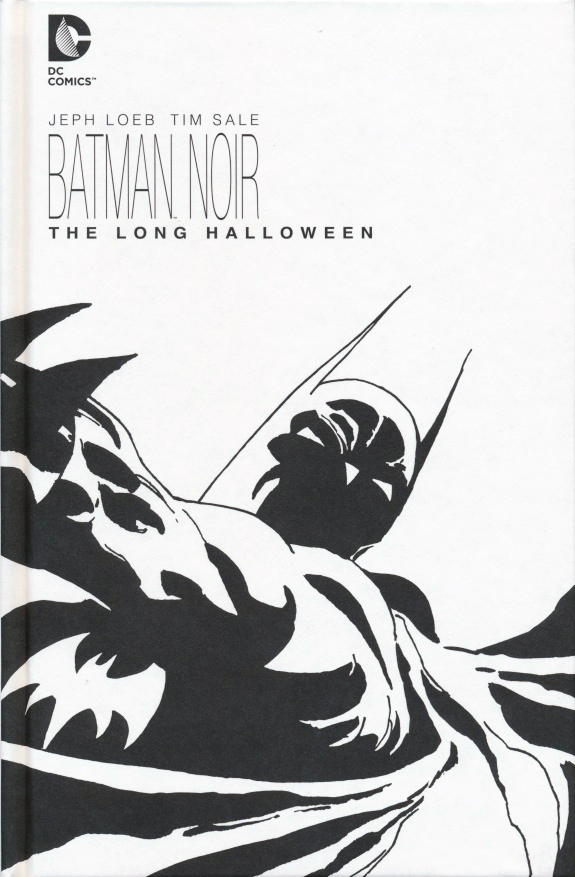 Batman: Noir: The Long Halloween (Hardcover) @ ForbiddenPlanet.com ...