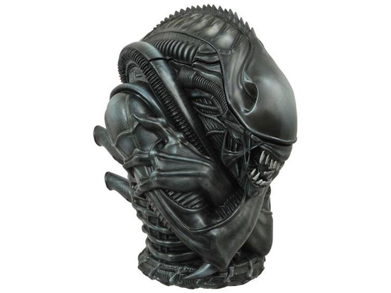 Cookie Jar Bg Fascinating Diamond Select Toys Alien Aliens Cookie Jar Warrior From Alien