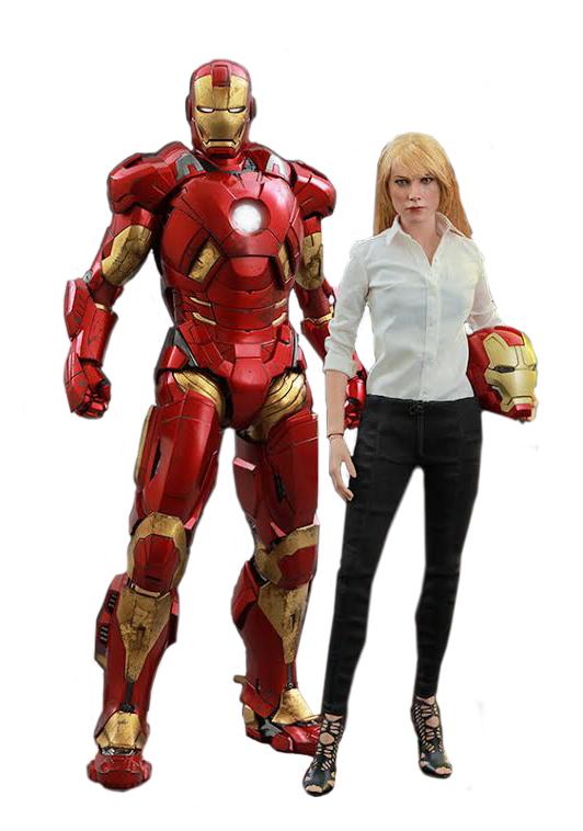 Giant Action Figure Iron Man 3 30 cm Iron Man