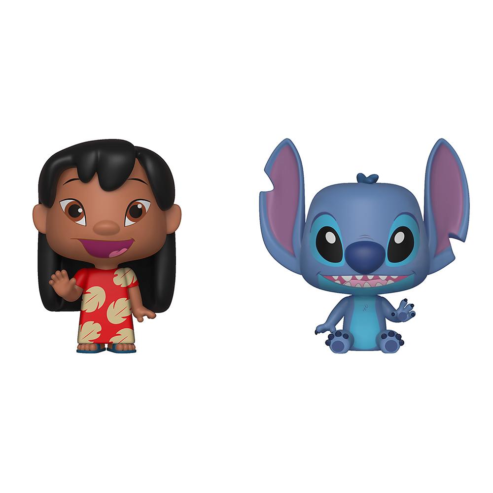 Vynl 2 Pack Lilo /& Stitch Lilo /& Stitch