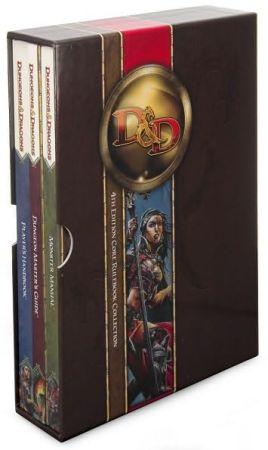 d&d core rules gift set limited edition australia