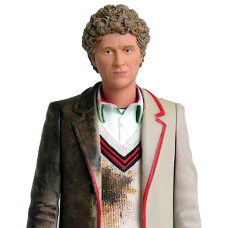 6th Doctor - Caves of Androzani