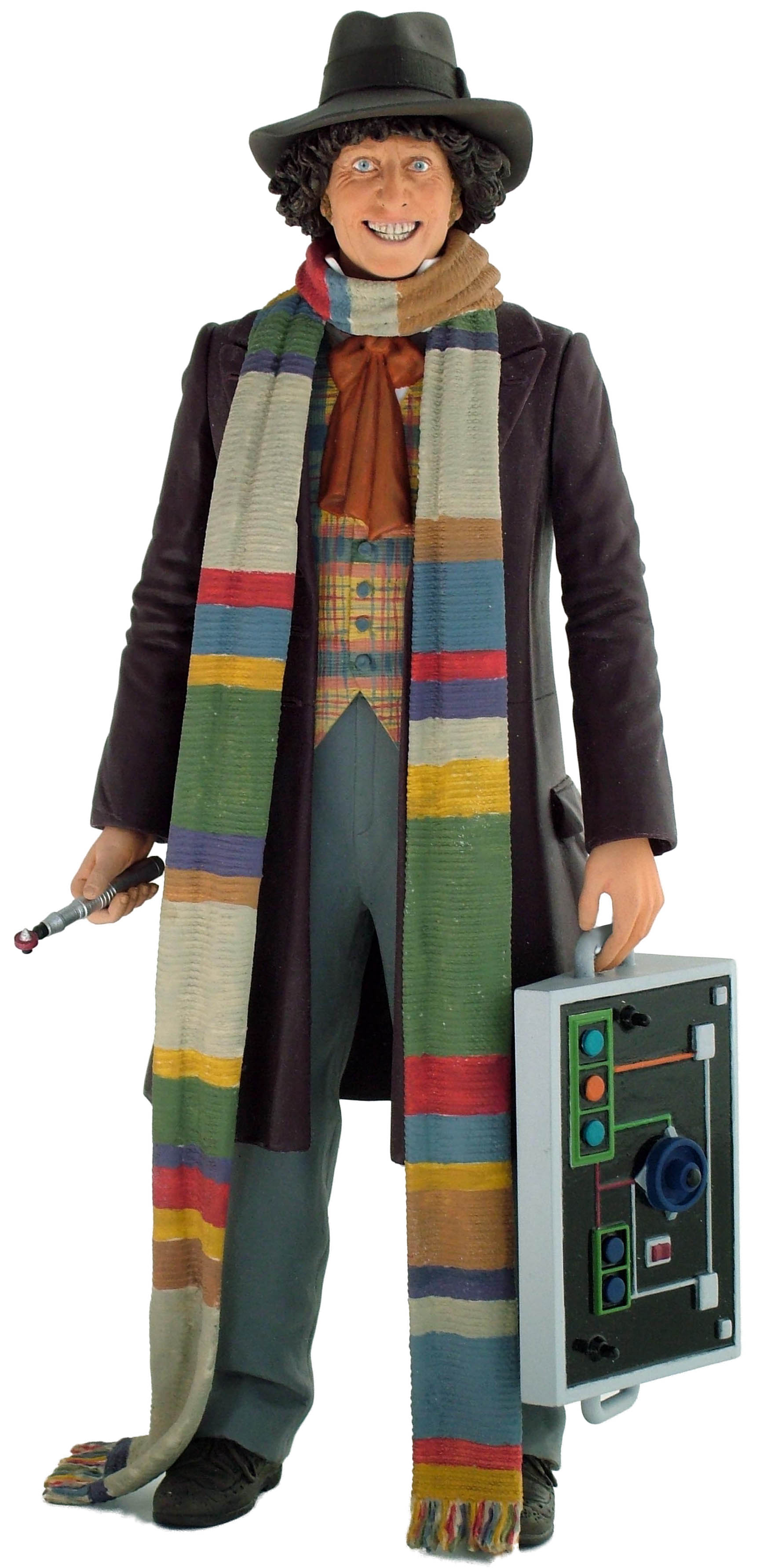[Exclusive Action Figures: Classic Pyramids Of Mars 4th Doctor]