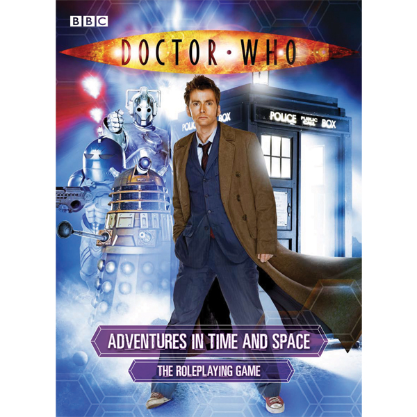 Doctor Who Roleplaying Game Pdf
