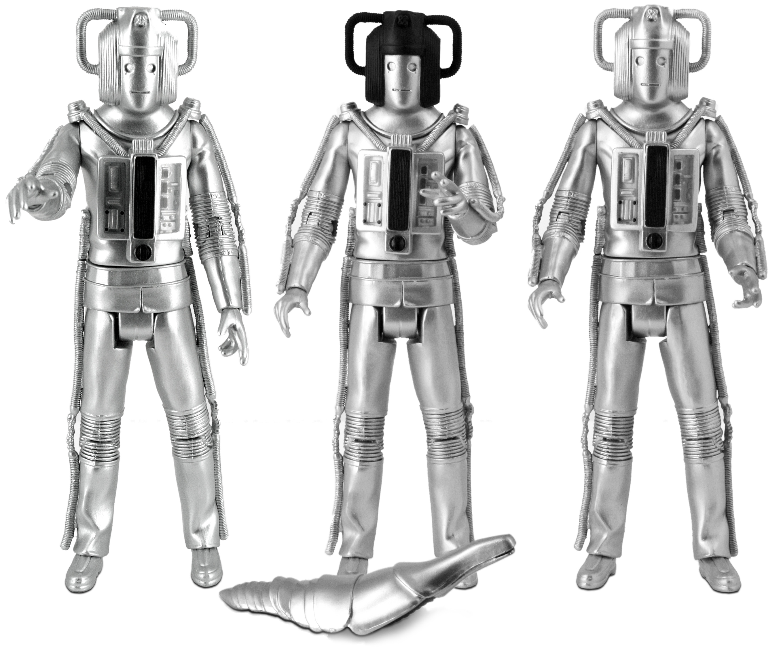 [Action Figure Collectors Set: Revenge Of The Cybermen]