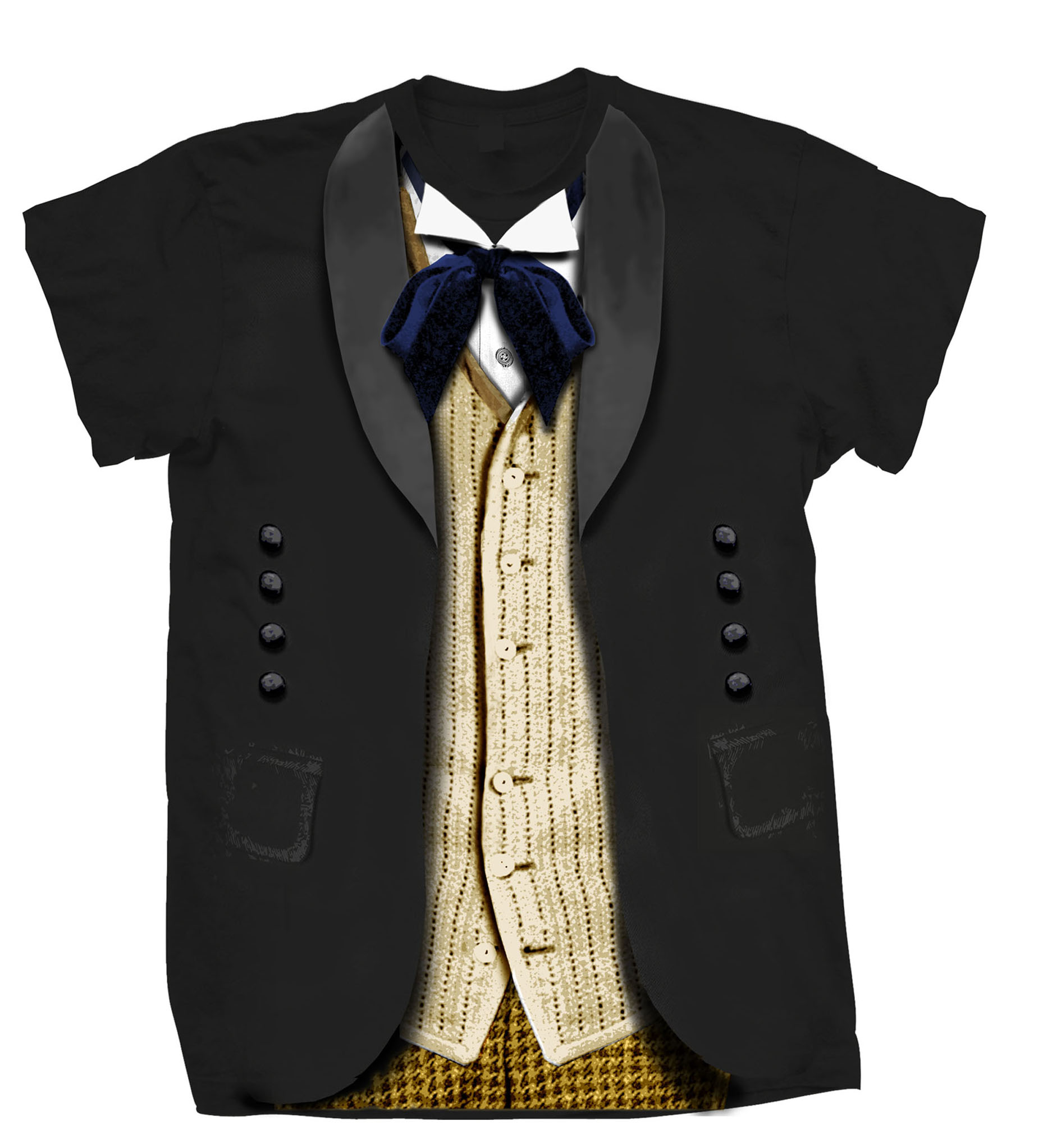 [T-Shirt: 1st Doctor Costume (Forbidden Planet Exclusive)]