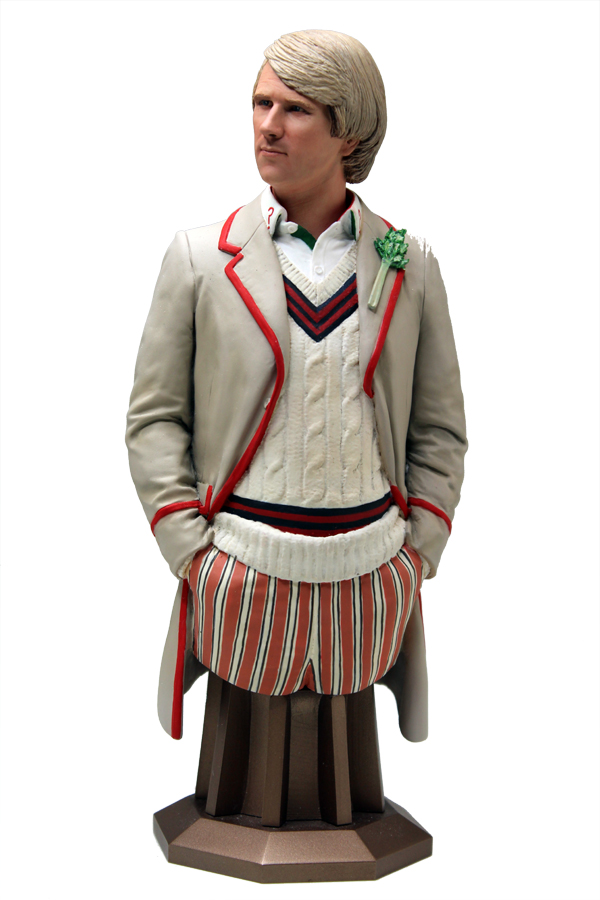 [Masterpiece Collection Maxi Bust: 5th Doctor]