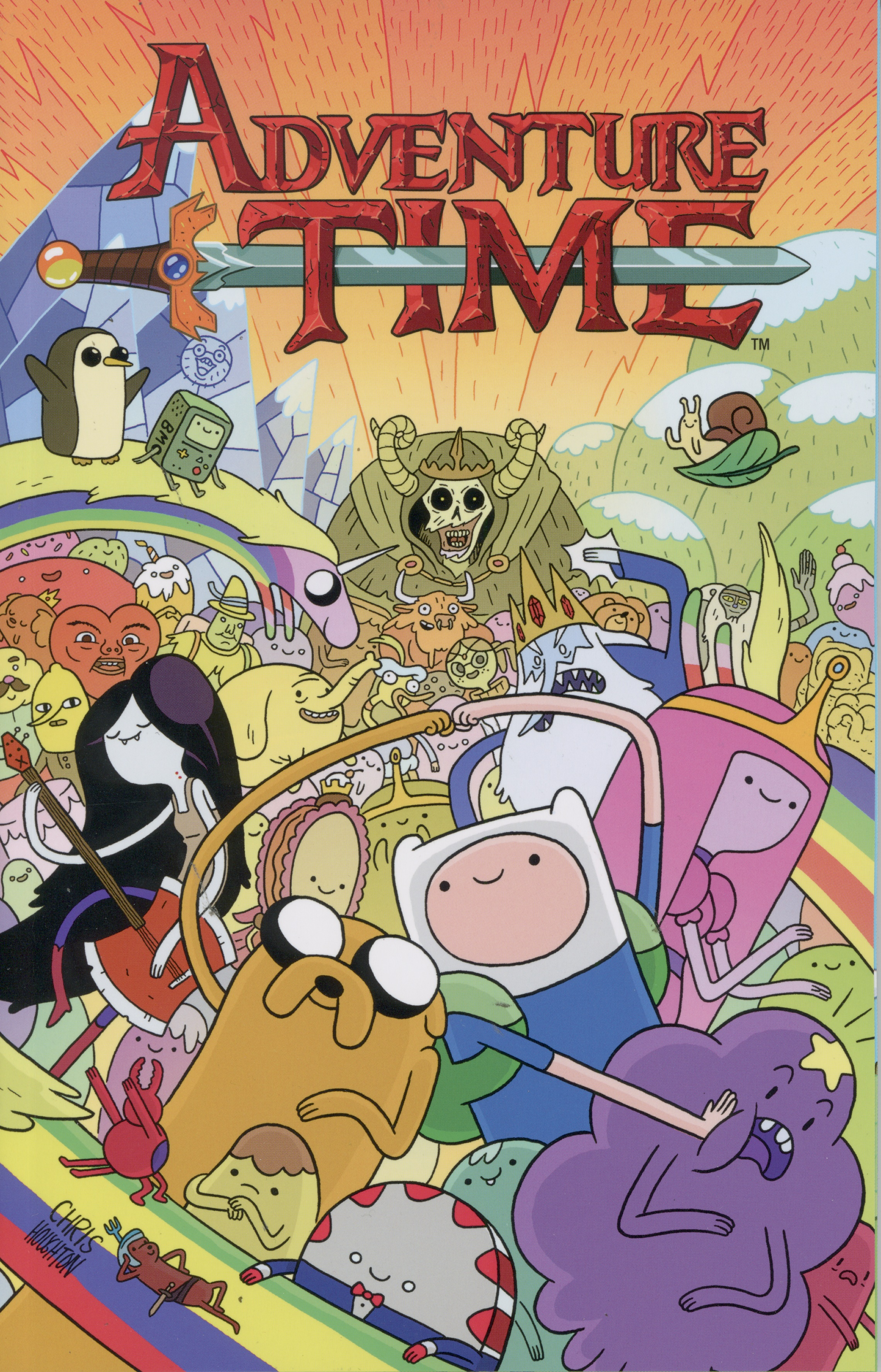 Adventure Time Adventure Time Volume 1 Titan Edition By Ryan North Published By Titan Books Forbiddenplanet Com Uk And Worldwide Cult Entertainment Megastore