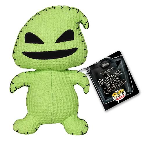 Nightmare Before Christmas: Pop! Plush: Oogie Boogie ...