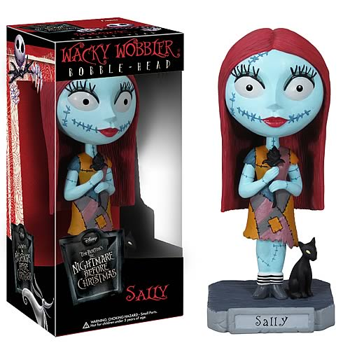Nightmare Before Christmas: Bobblehead: Sally @ ForbiddenPlanet ...