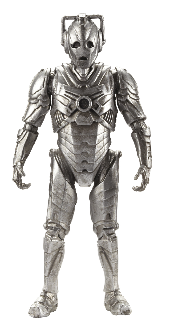 [Action Figures: Cyberman (3.75 Inch)]