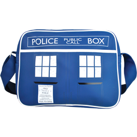 [Retro Bag: TARDIS]