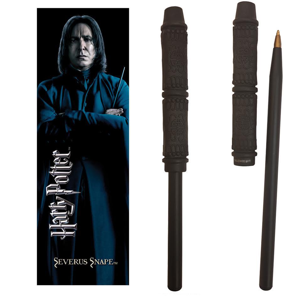 Harry Potter: Pen & Bookmark: Snape's Wand