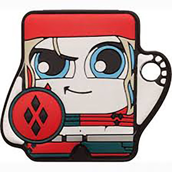 DC: Foundmi Bluetooth Tracking Tag: Harley Quinn