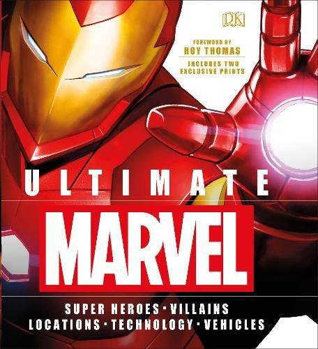 Ultimate Marvel (Hardcover)