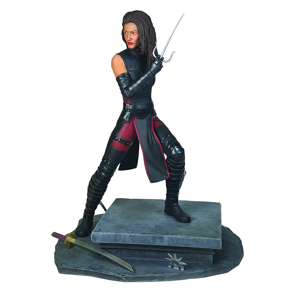 Diamond Select Toys Marvel Premier Collection Elektra Resin Statue