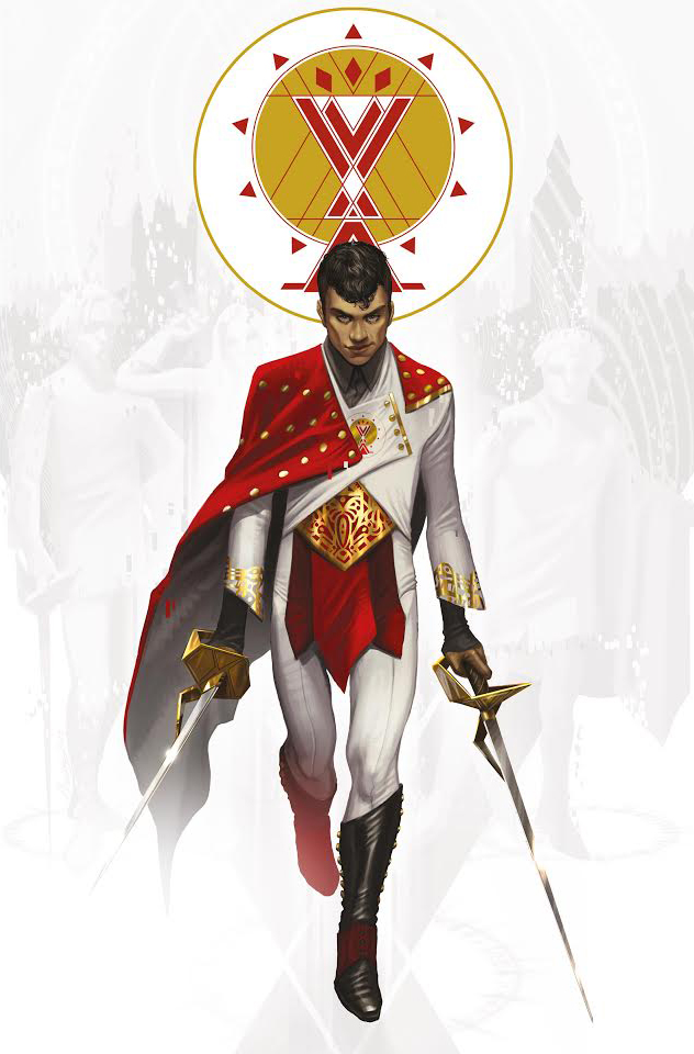 Shades Of Magic #1: Steel Prince (Forbidden Planet Variant)