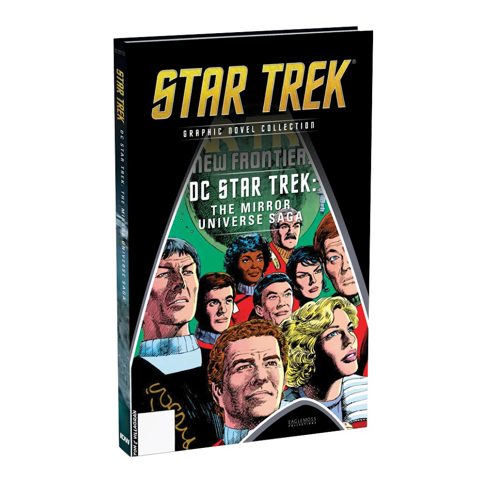 Star Trek: Graphic Novel Collection: Volume 41: DC Mirror Universe Saga