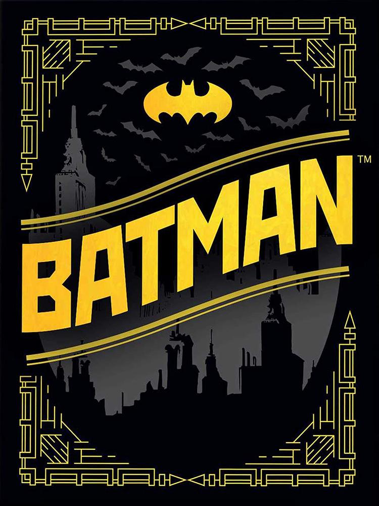 DC Comics: Batman: Quotes From Gotham City (Tiny Book Hardcover)