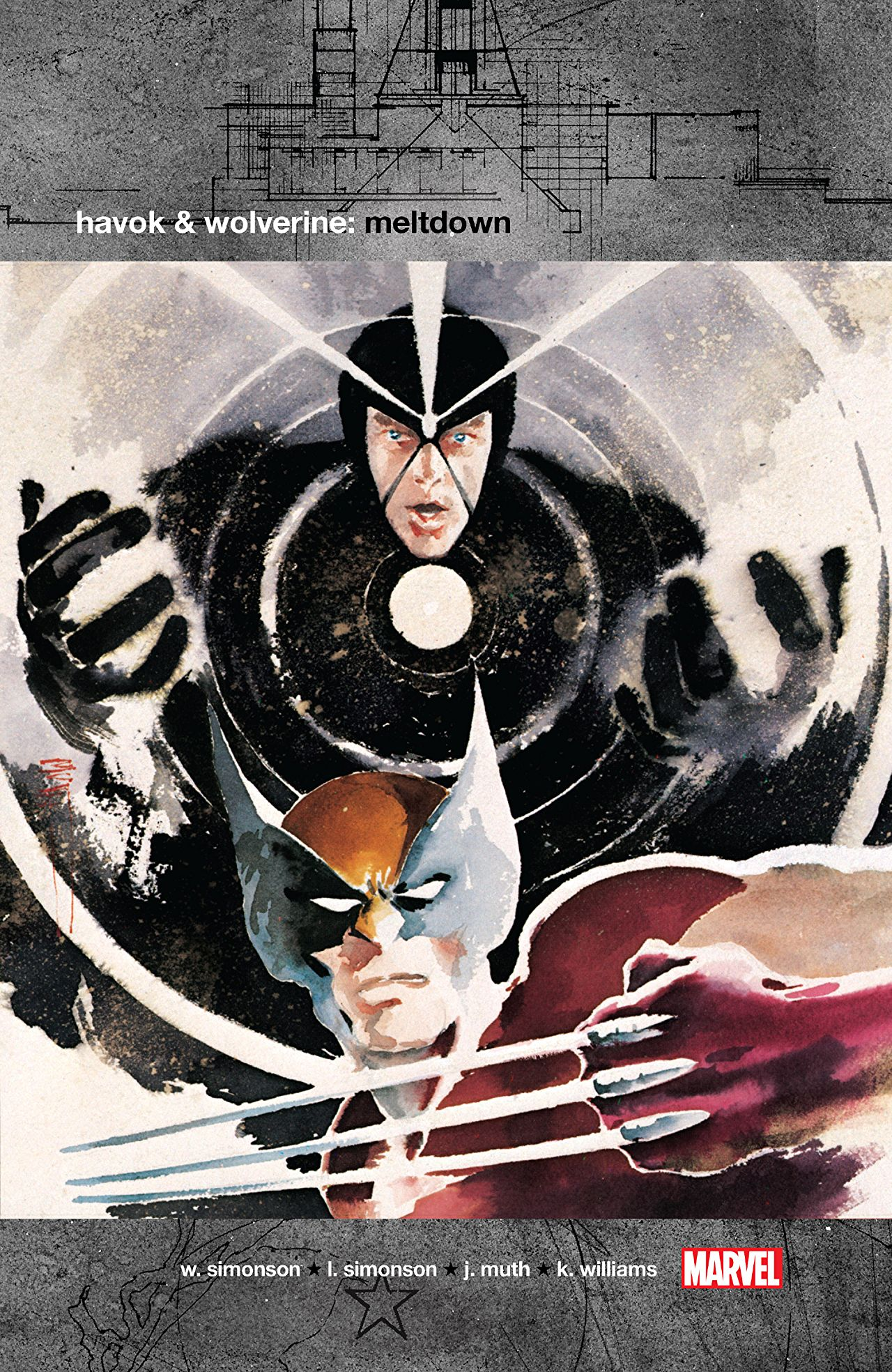 32a6877d854 Havok & Wolverine: Meltdown (New Printing)