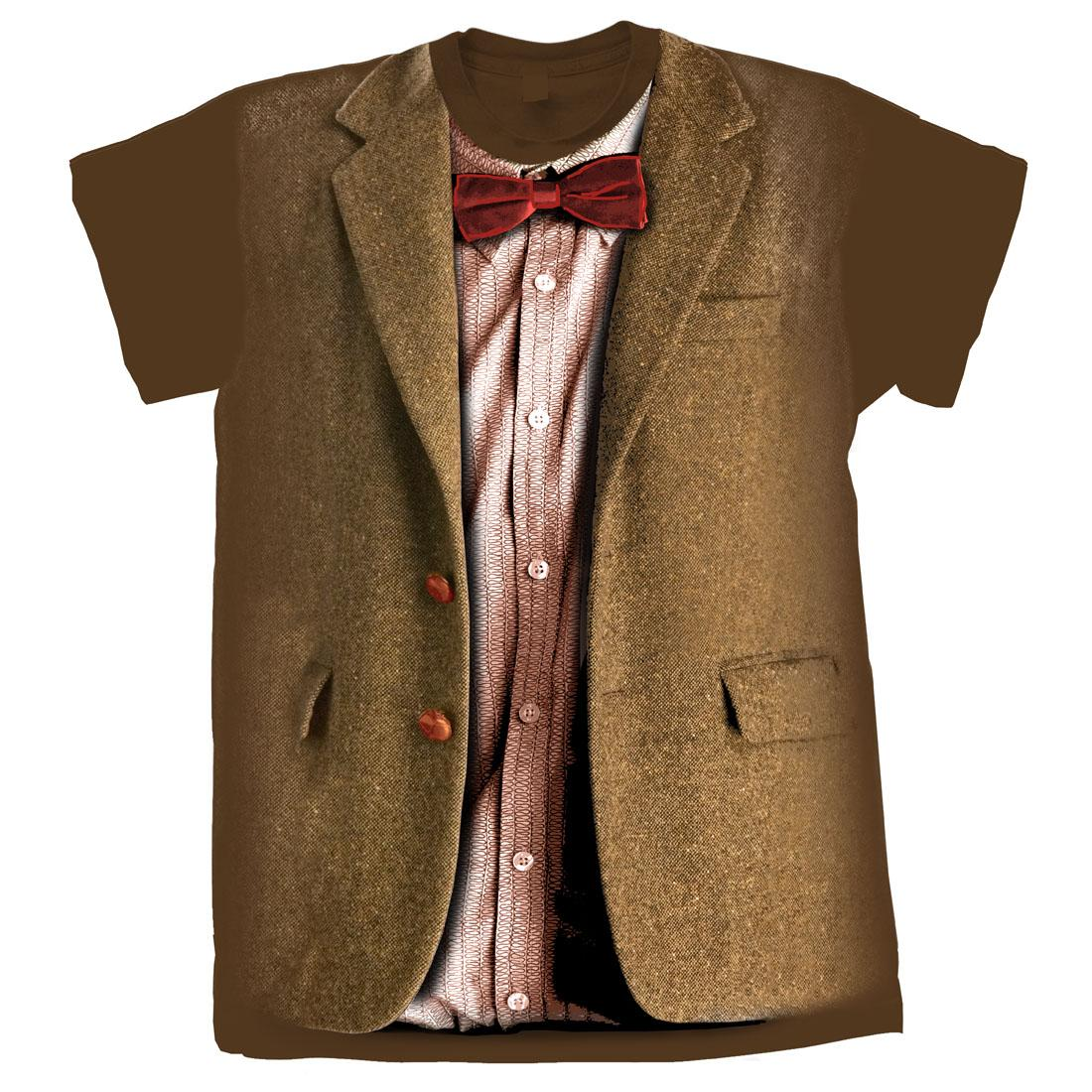 [T-Shirts: 11th Doctor Costume (Forbidden Planet Exclusive)]