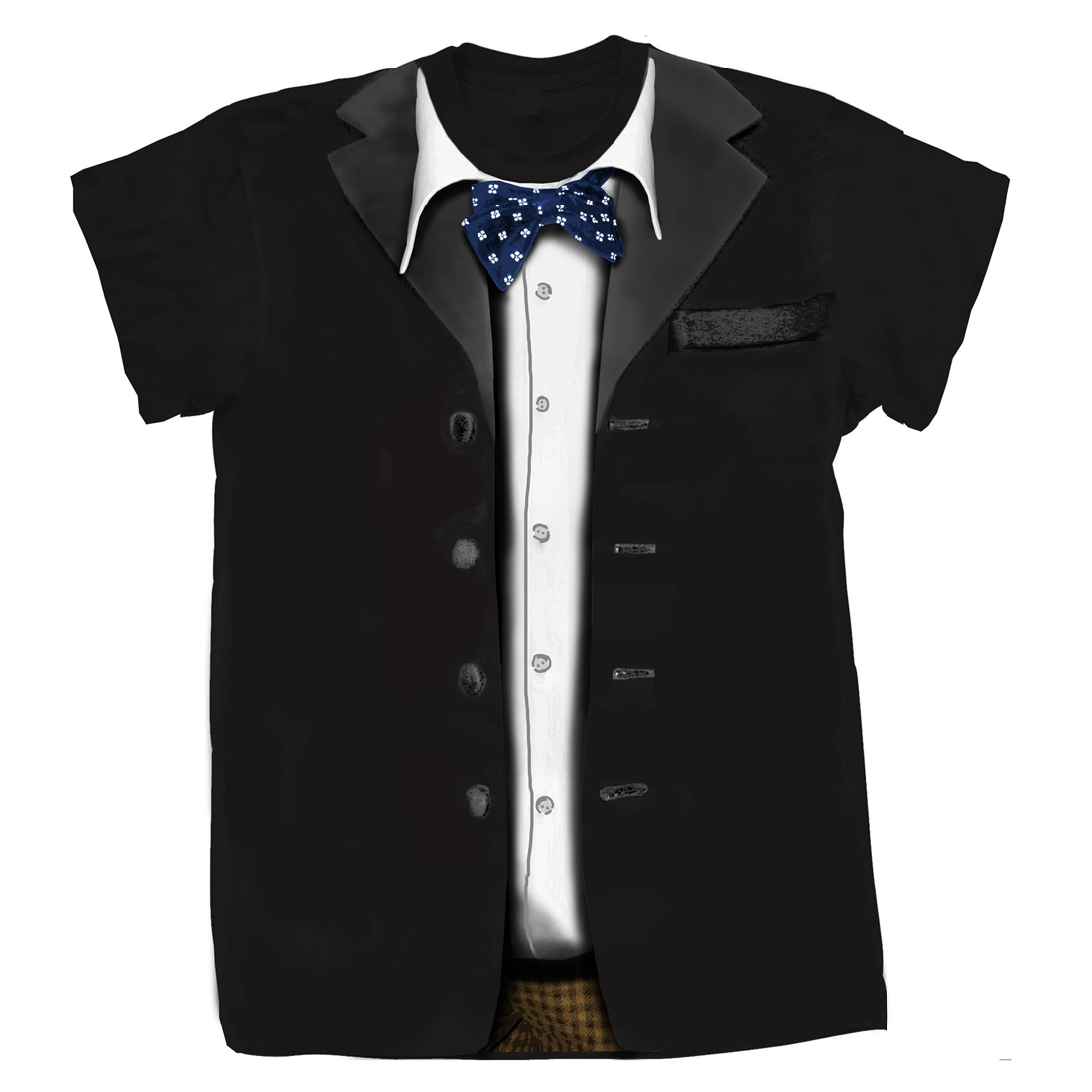 [T-Shirts: 2nd Doctor Costume (Forbidden Planet Exclusive)]