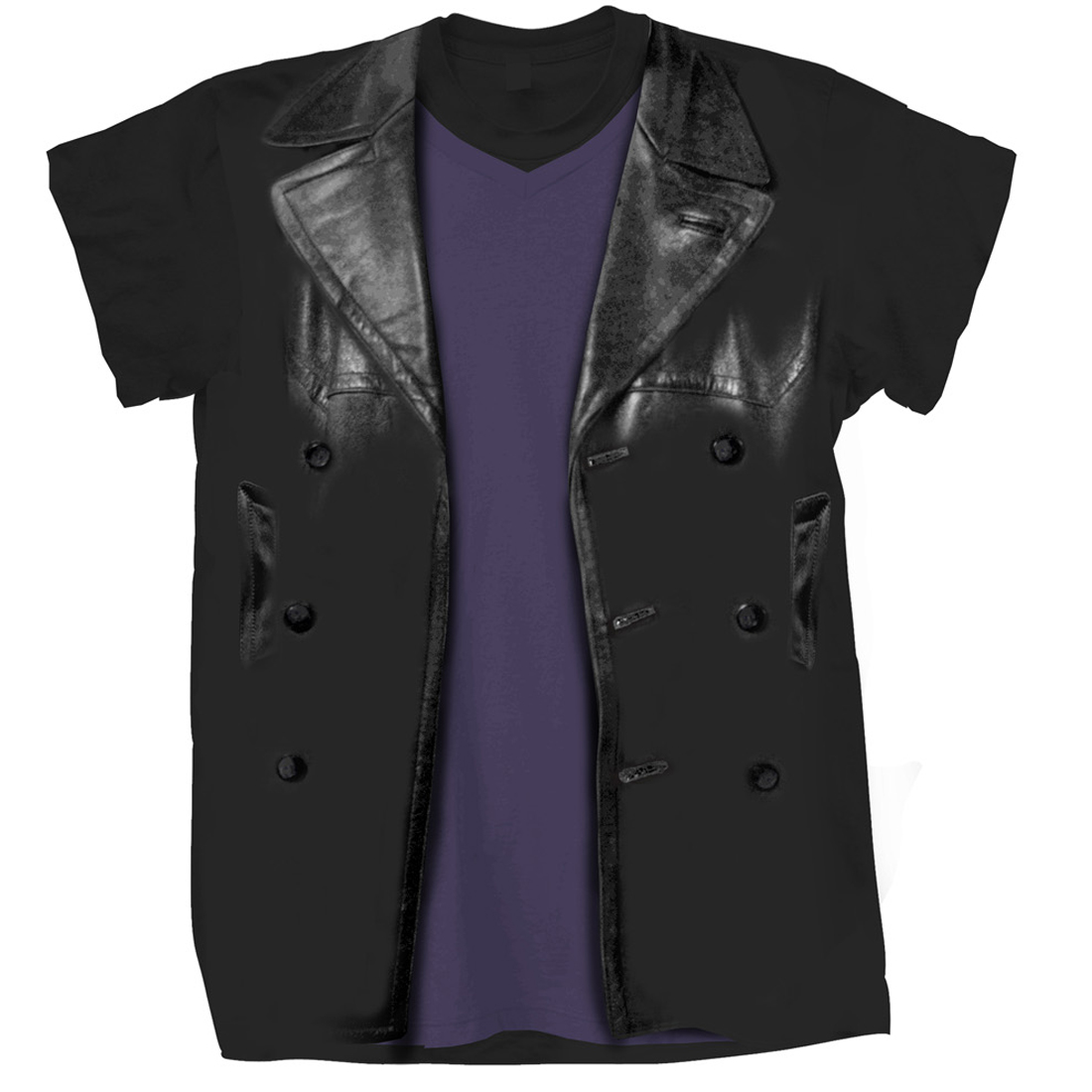 [T-Shirts: 9th Doctor Costume (Forbidden Planet Exclusive)]