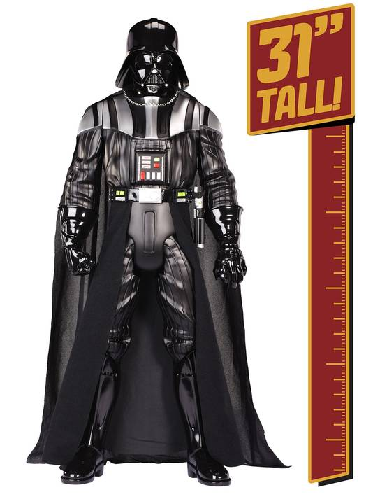 [Star Wars: 31 Inch Action Figures: Darth Vader (Product Image)]