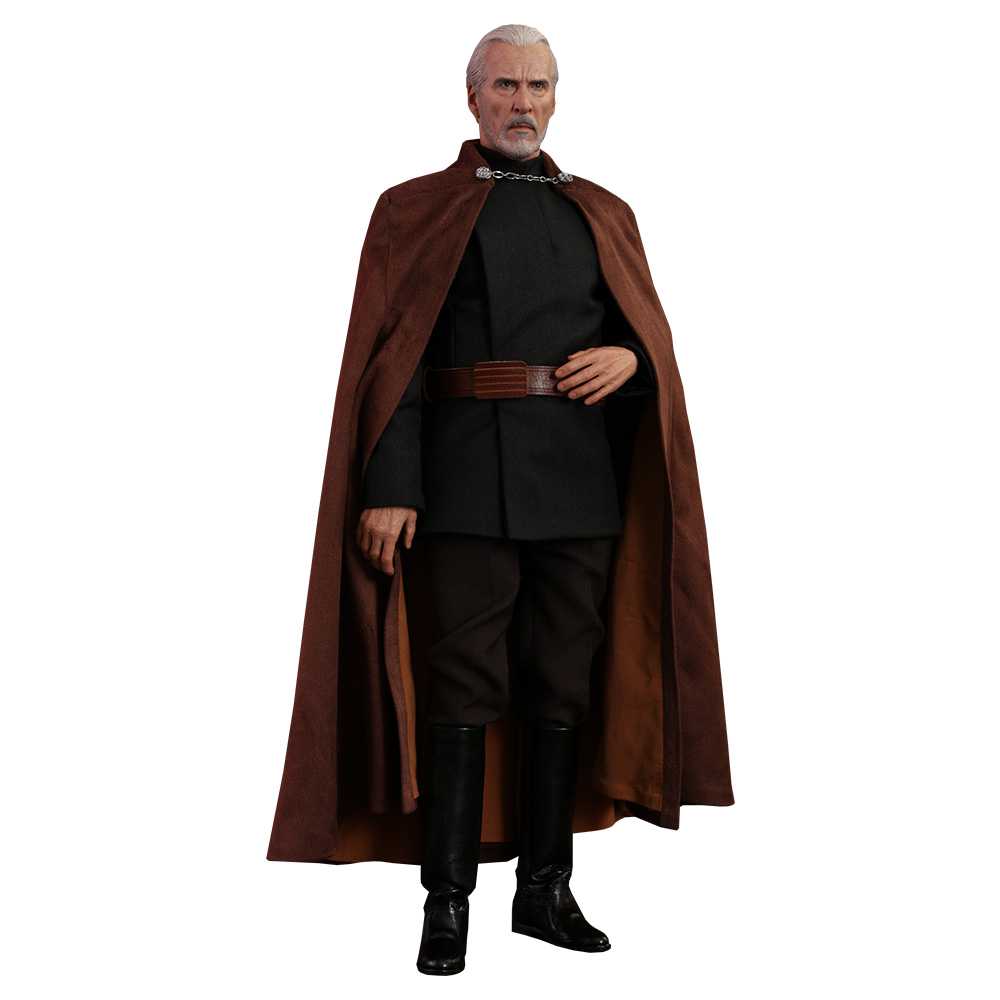 4255625caf Hot Toys: Hot Toys: Star Wars: Star Wars: Attack Of The Clones: Hot Toys  Action Figure: Count Dooku from Star Wars @ ForbiddenPlanet.com - UK and  Worldwide ...