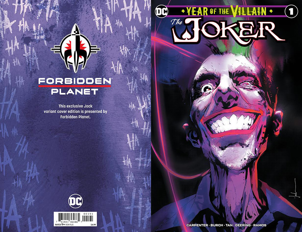 Marvel Comic Secret Wars No 1 Variant Edition Forbidden Planet M3c4