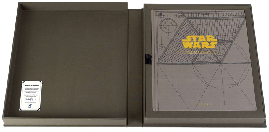 Star wars the blueprints limited edition hardcover star wars the blueprints limited edition hardcover forbiddenplanet uk and worldwide cult entertainment megastore malvernweather Image collections