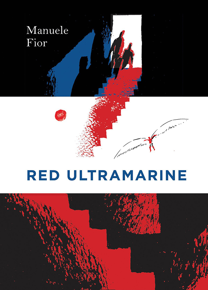 Image result for Manuele Fior Red Ultramarine