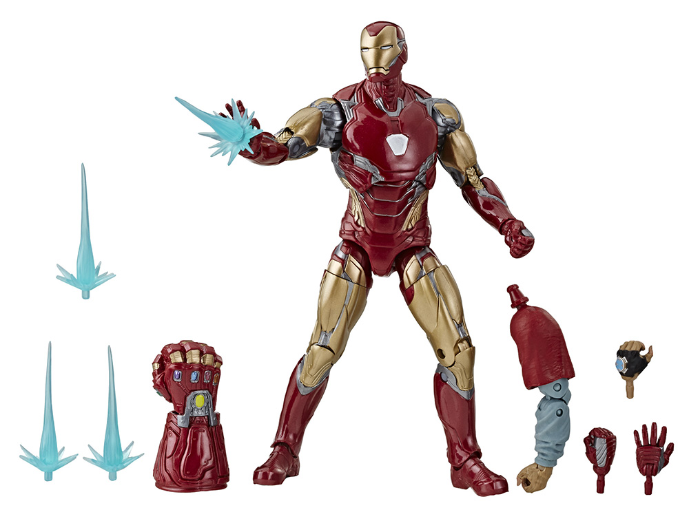 Marvel Iron Man 2 Bd série Ultimate Iron Man Hasbro #36