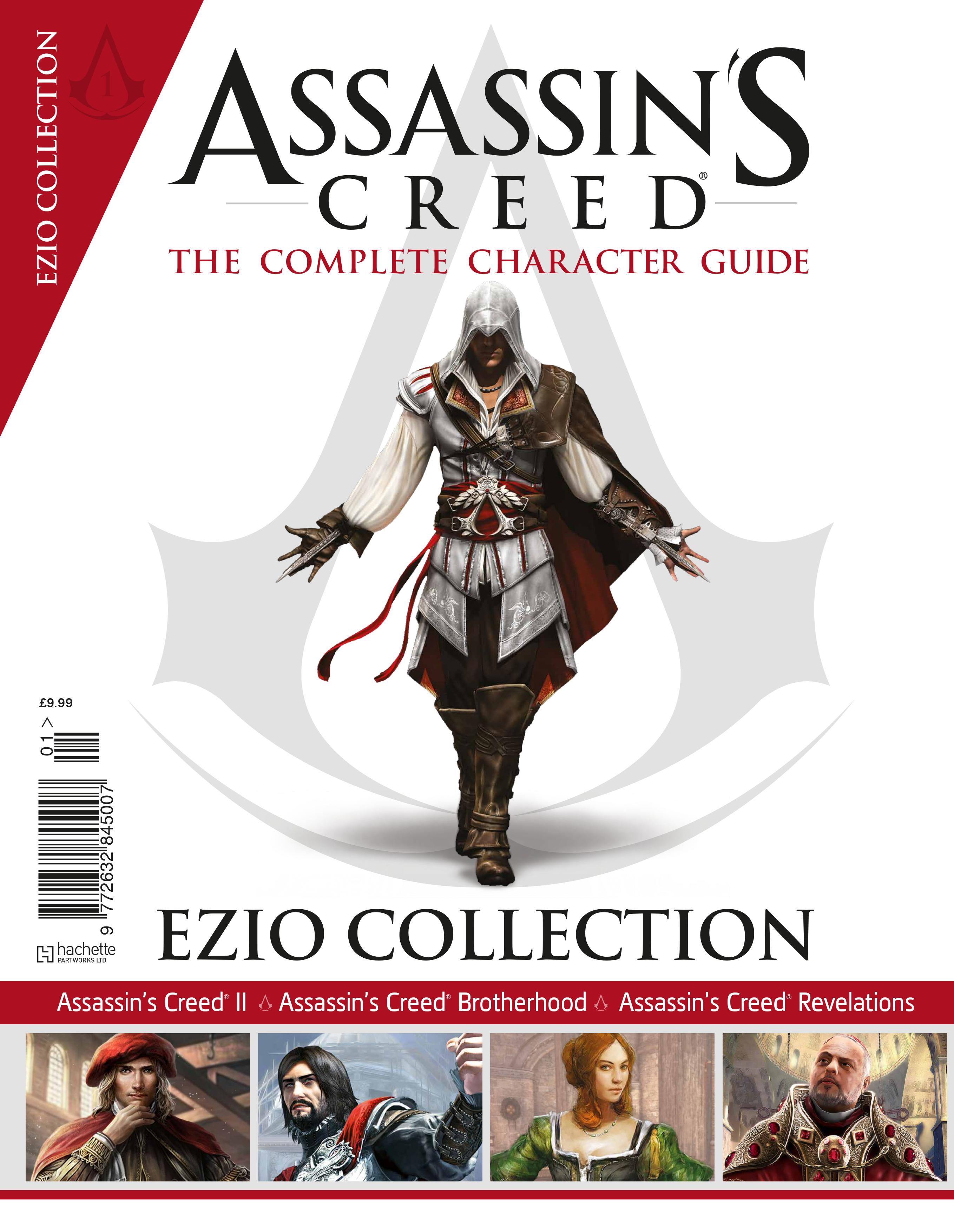 Assassin S Creed Assassin S Creed Ezio Collection Bookazine