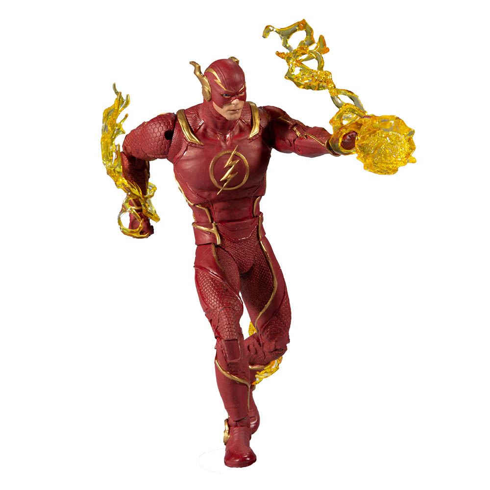 McFarlane Toys: DC: DC Multiverse: Injustice 2: Toy Figures: The Flash from Injustice 2 @ ForbiddenPlanet.com - UK and Worldwide Cult Entertainment Megastore