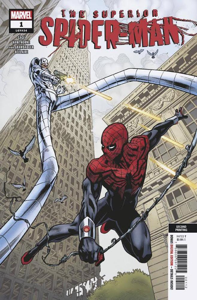 Superior spider man this