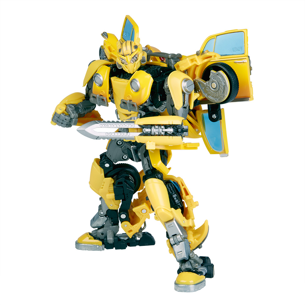 Transformers: Movie Masterpiece Series Action Figure: MPM-7: Volkswagon  Bumblebee