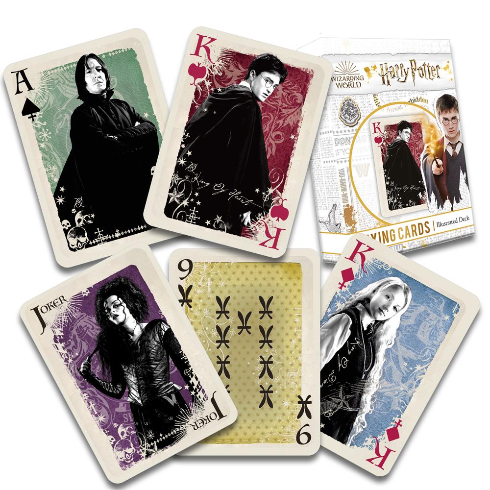 Harry Potter Playing Cards Nymphadora Tonks