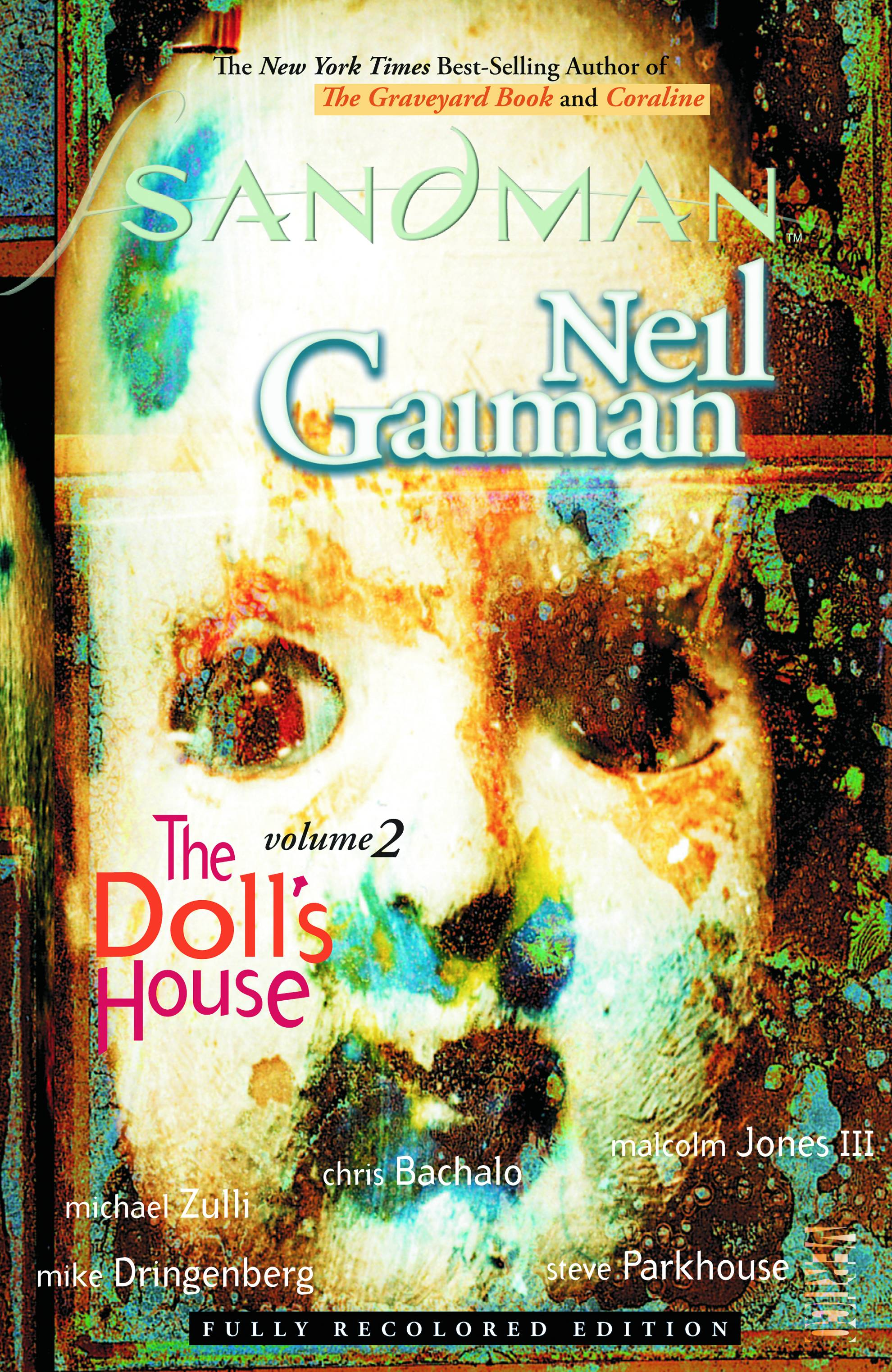 Sandman: The Doll's House  cover
